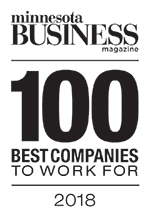 100 Best Companies To Work For By Minnesota Business Magazine