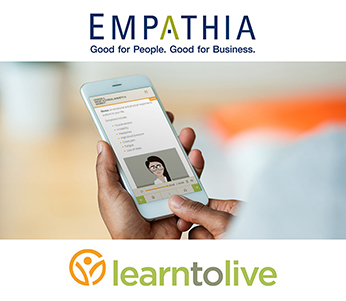 Empathia Adds Learn to Live's Digital Cognitive Behavioral Therapy-based Programs to its EAP Service Offering