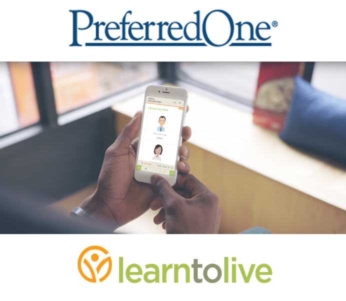 PreferredOne now offers Learn to Live